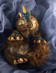 Art Doll- Unicorn by Blitzava