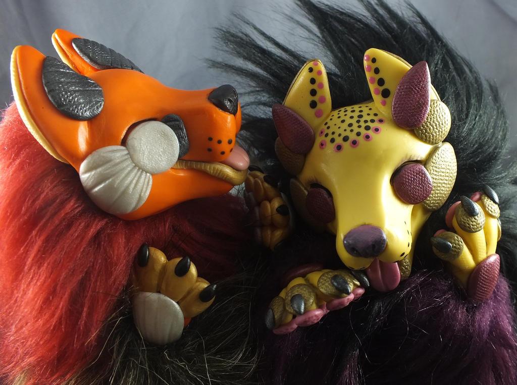 Art Doll-Friends by Blitzava