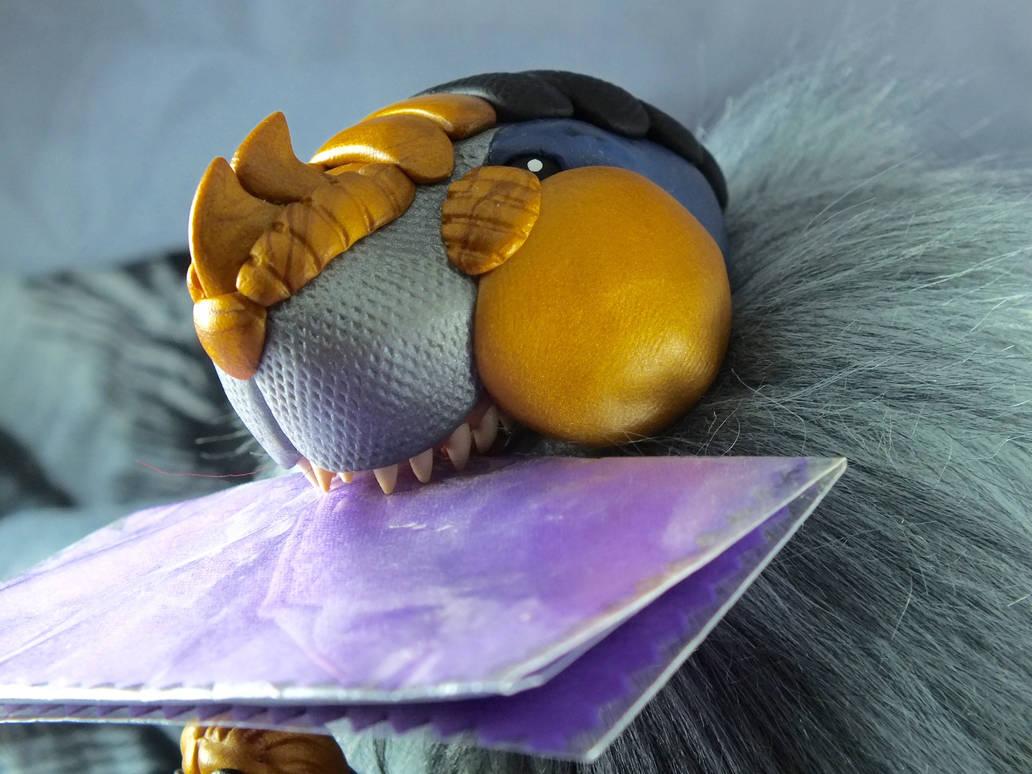 Art Doll-Chompy by Blitzava
