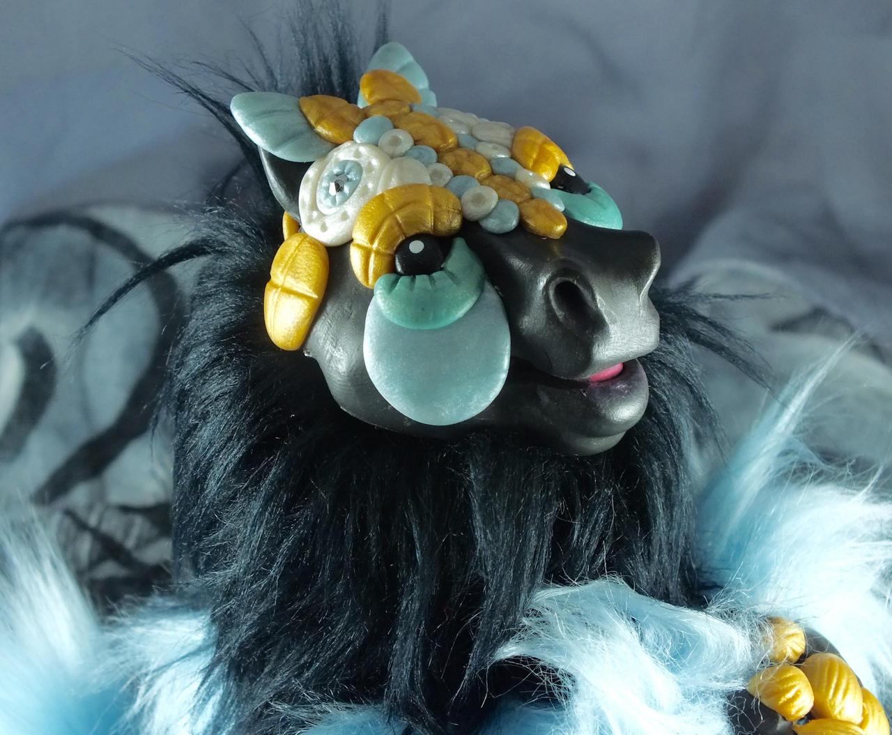 Art Doll-Equine by Blitzava