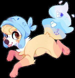 Sea puppy