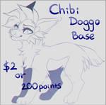 Chibi doggo base - P2U