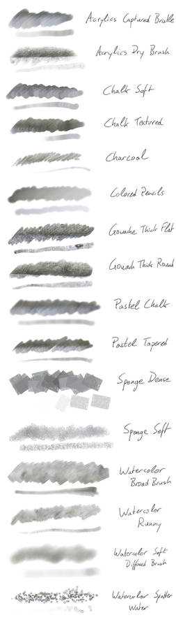 CP 2015 brushes - Smart Strokes