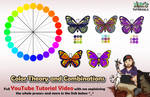 Color Theory and Combos - Mink's Tutorials (YT)
