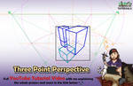 Three-Point Perspective - Mink's Tutorials (YT)