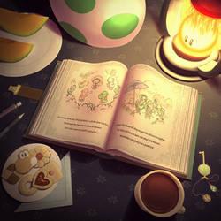 Yoshi's Tea Time Story