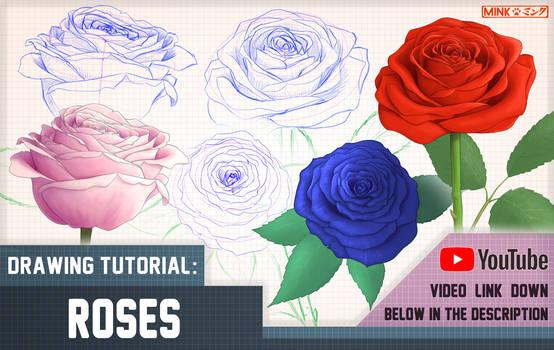 Roses - Mink's Tutorials