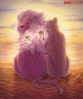 Lion's New Family