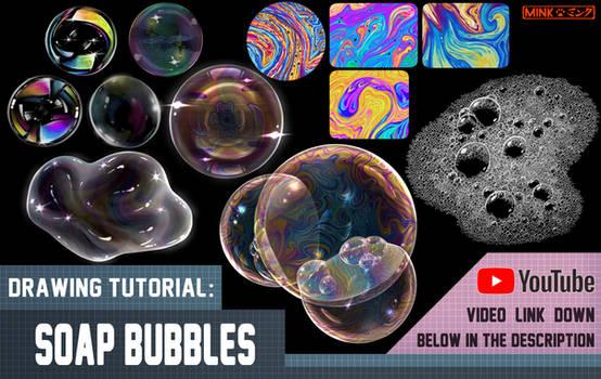 Soap Bubbles and Foam (Mink's Tutorials)