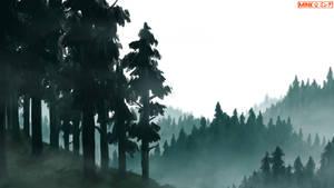 Misty Hills - Speedpaint