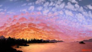 Colors beyond the horizon