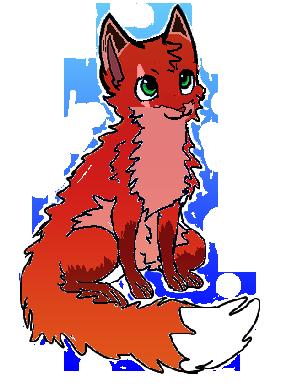 Blaze by FoxiArtist