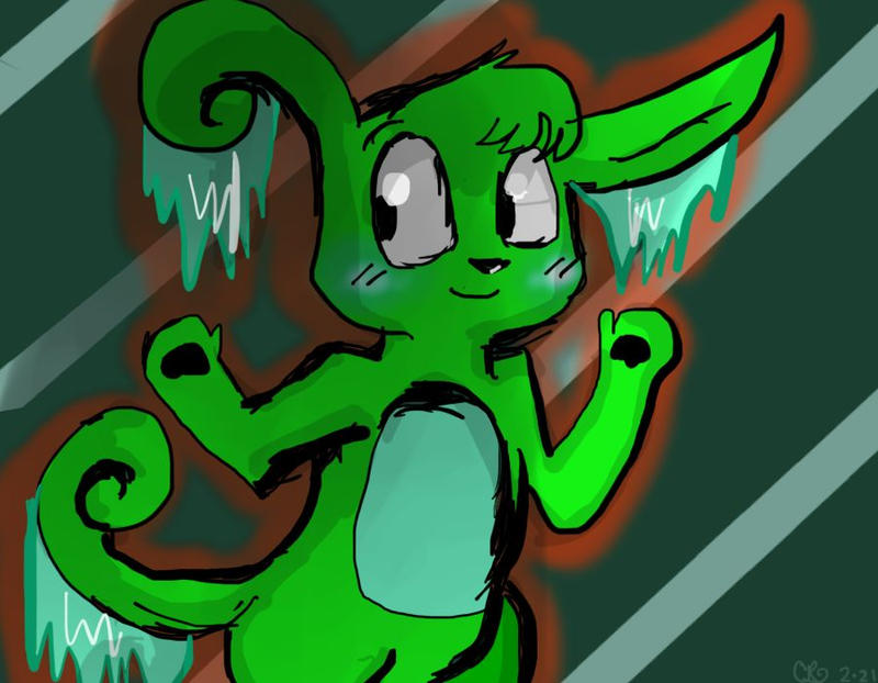 Goopy by compassrose0425