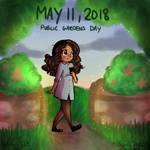 Public Gardens Day