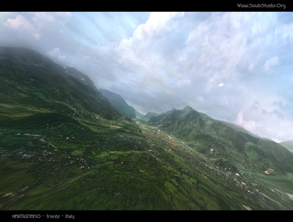 MARTIGNANO Trento - Fly by by SOULSSHINE