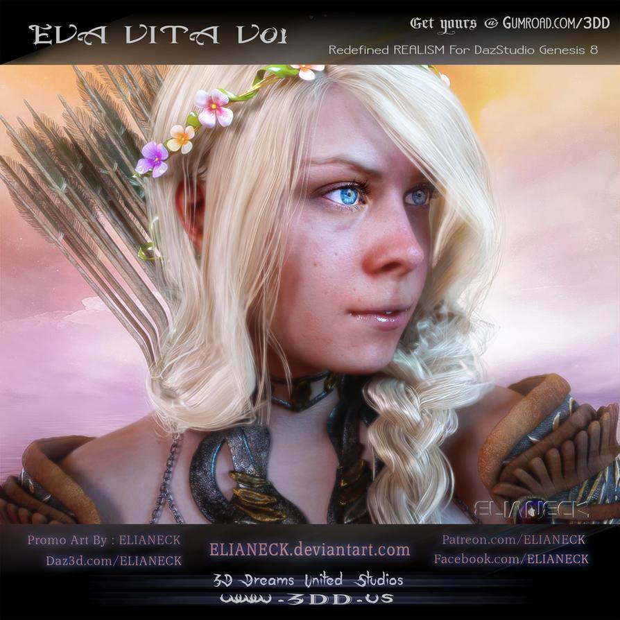 PROJECT EDEN = EVA VITA by ELIANECK by SOULSSHINE