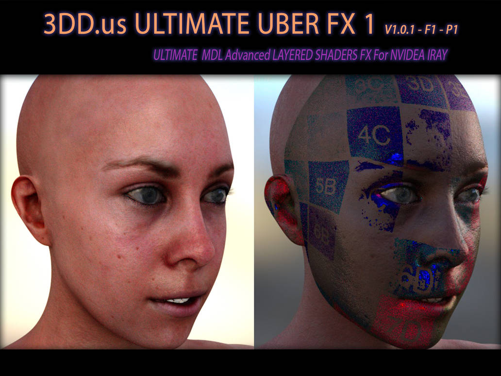 3DD SOULS ULTIMATE UBBER LAYERS FX 1  = Released ! by SOULSSHINE