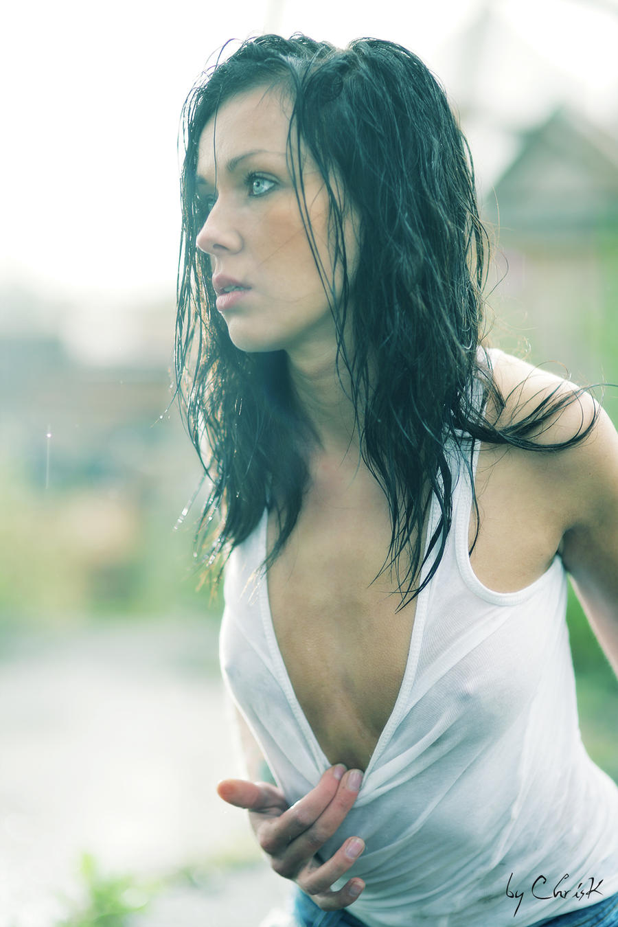 Rain Wet VII by ChrisK-photo