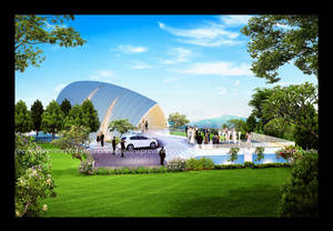 Wedding Chapel Manado,Indonesia (2)