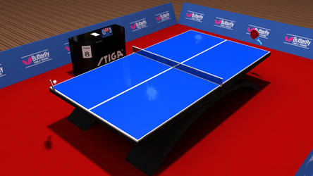 Table Tennis or PingPong by Chad910108