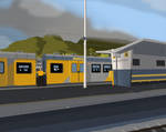 Cape Town Commute by Chad910108