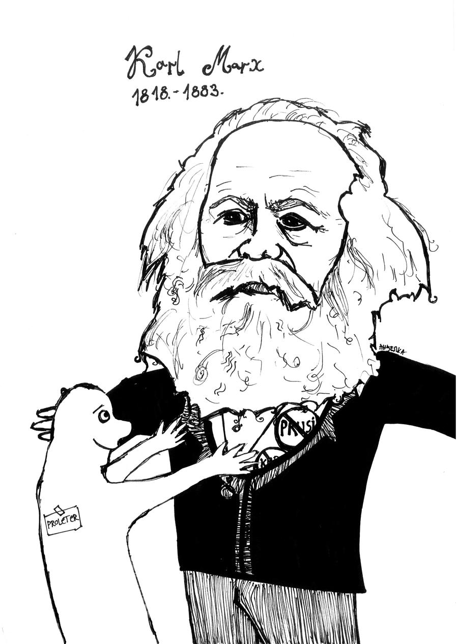 karl marxs sociological theories and leadership This revolutionary discovery by karl marx paved the way for a  is now seen as a  mere auxiliary to social struggles, not its base and leadership.