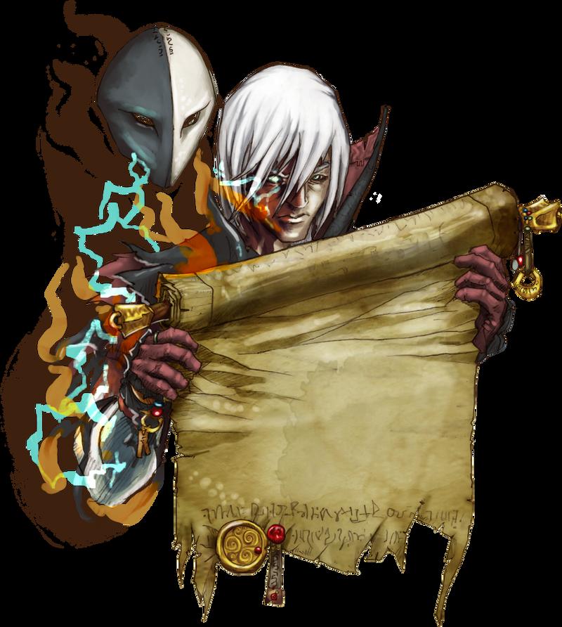Nethys's Scroll by butterfrog on DeviantArt