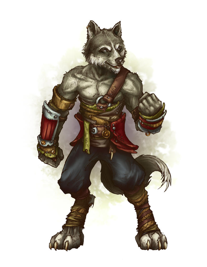 Gnoll Ranger Build