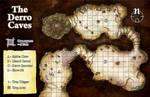 The Derro Caves