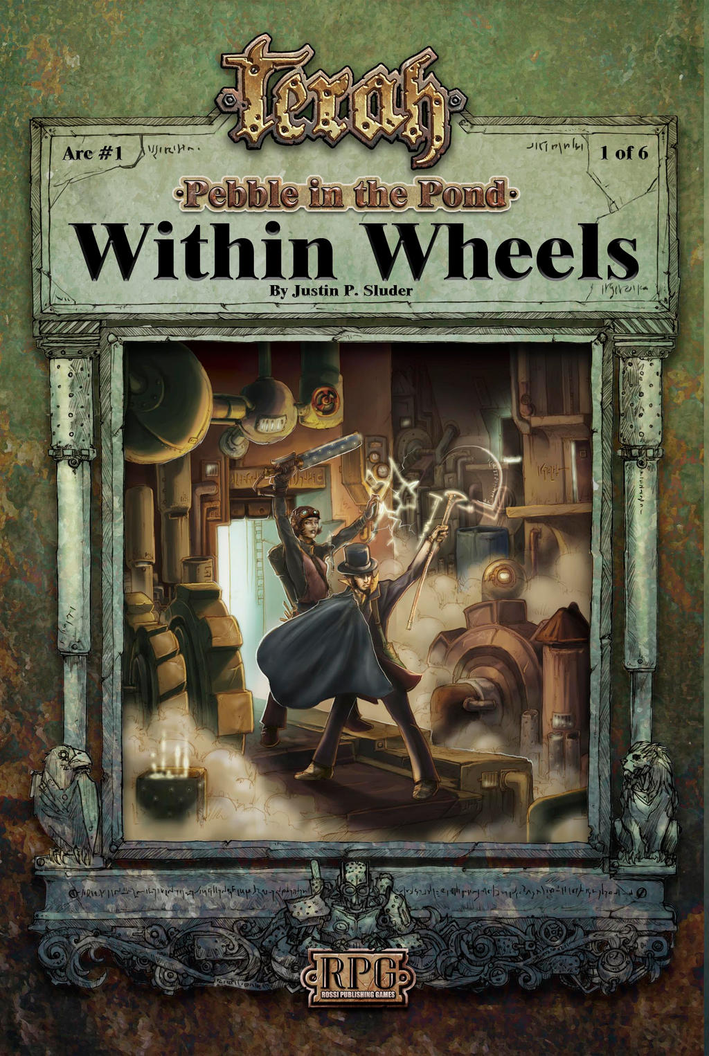 Within Wheels by butterfrog