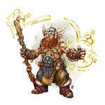 Ring Mage, Dwarf