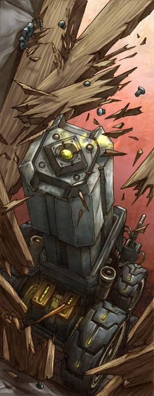 Robotic Ram