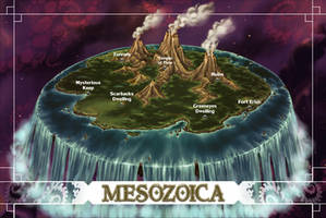 Mesozoica by butterfrog