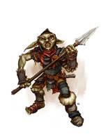 Goblin, Rhune by butterfrog