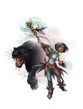 Druid, Celestial