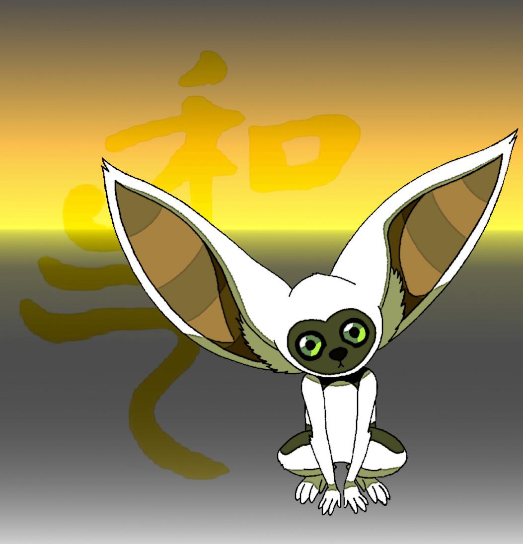 Avatar, la leyenda de Aang [Serie] Fear_the_lemur_by_airwalker88