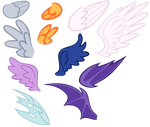 MLP Base #7   Wings [ F2U ]