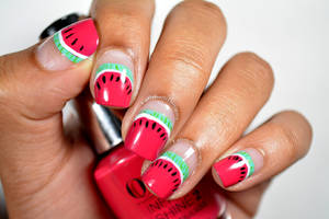 Watermelon Slice French