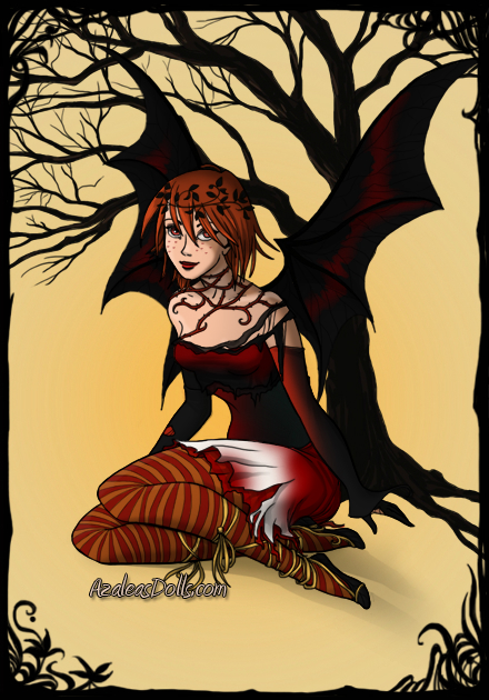 thekishineye as a dark fairy by minepearl
