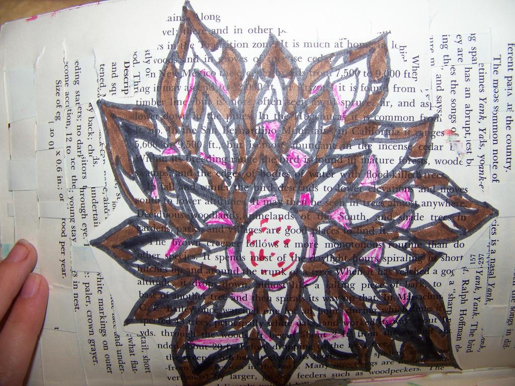 master splinter flower by minepearl