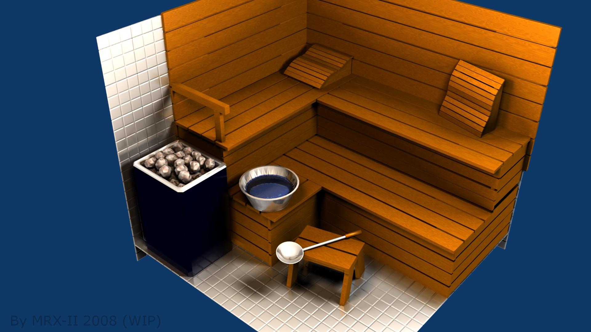 sauna 3d wip 2 by mrx ii on deviantart