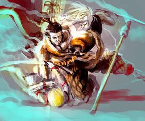 Kampank vs Lotus vs Himawari by Coferosa