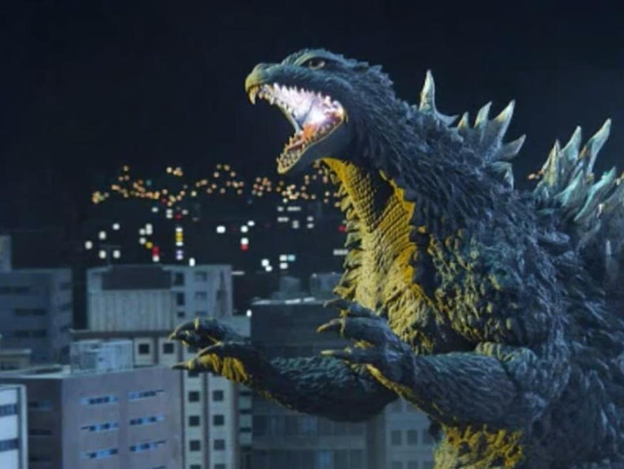 Godzilla 2003 by 11katie22 on DeviantArt