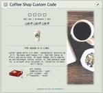 Coffee Shop Custom Box Code (Non-CORE)