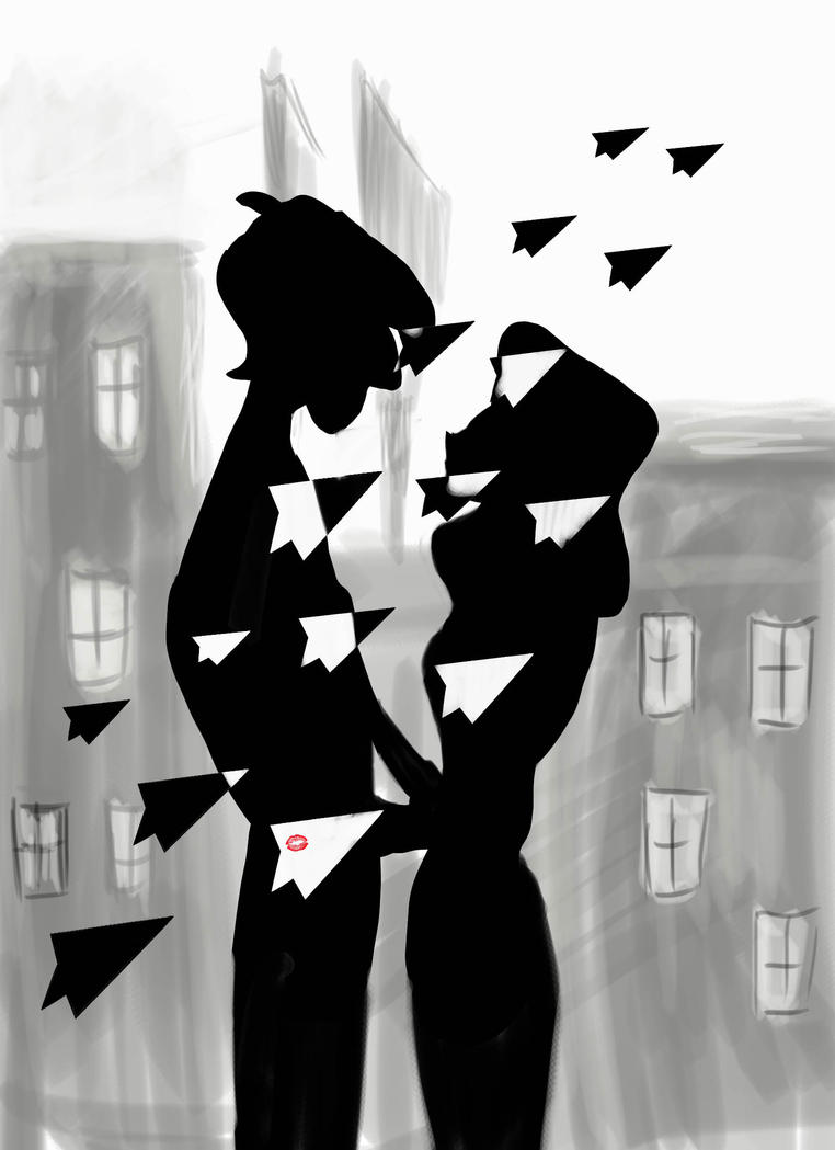 Paperman by Remeth