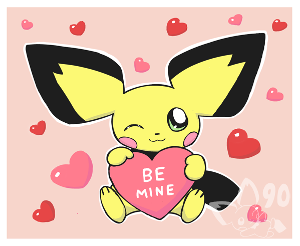 Will You Be My Valentine? By Pichu90 ...