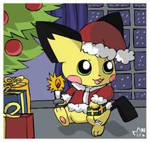 The REAL Santa by pichu90