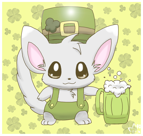 Holiday Happenins St_patrick__s_day_minccino_by_pichu90-d3bw0x3