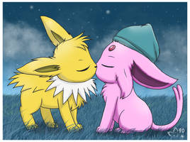Can't you feel the love? by pichu90