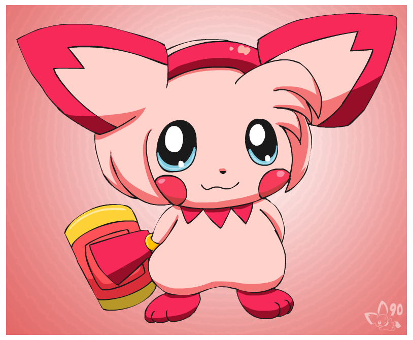 Amy rose pichu by pichu90 on deviantart